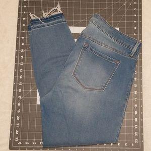 Old navy rockstar secret soft jeans